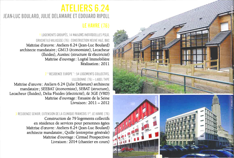Passion Architecture - Les Ateliers 6.24