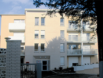 Immeuble le Washington, 20 logements collectifs - Le Havre
